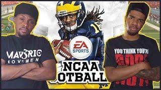 WE WANT NCAA FOOTBALL BACK!! - NCAA Football 2014 Gameplay | #ThrowbackThursday