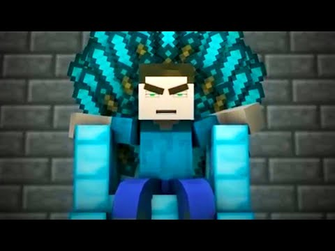Top 5 Minecraft Song - Animations/Parodies Minecraft Song August 2015   Minecraft Songs ♪