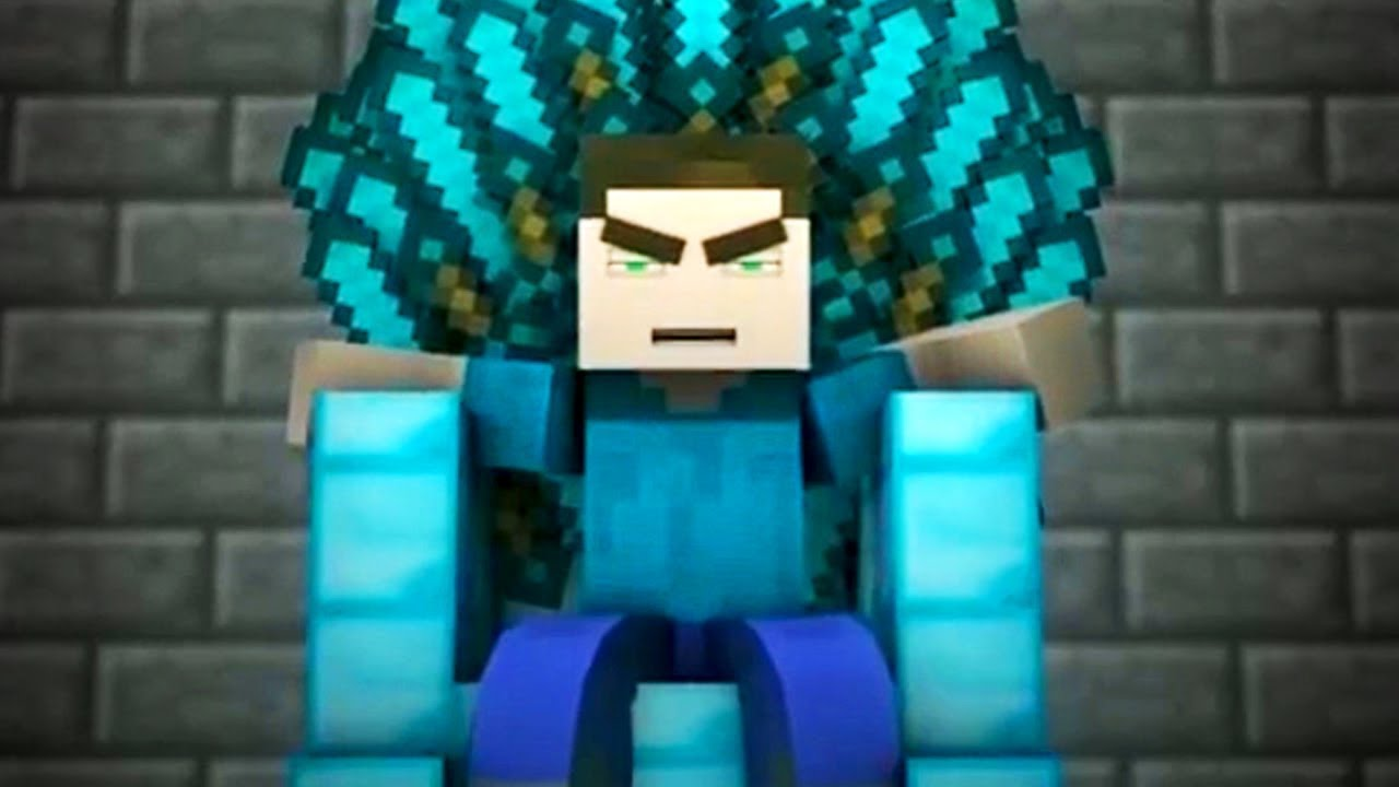 Top 5 Minecraft Song - Animations/Parodies Minecraft Song August ...