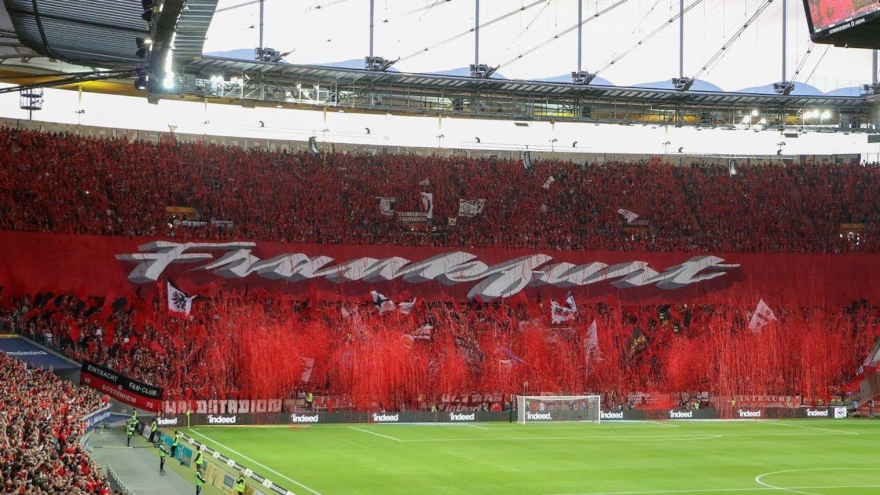Eintracht Frankfurt Vaduz