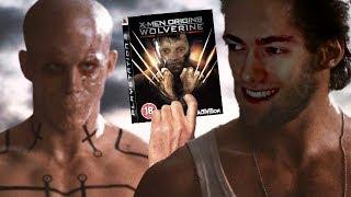 X-Men Origins: Wolverine's weirdly fun movie game | minimme