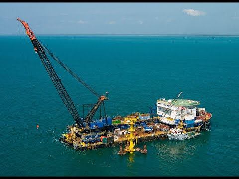 Offshore Pipe Laying