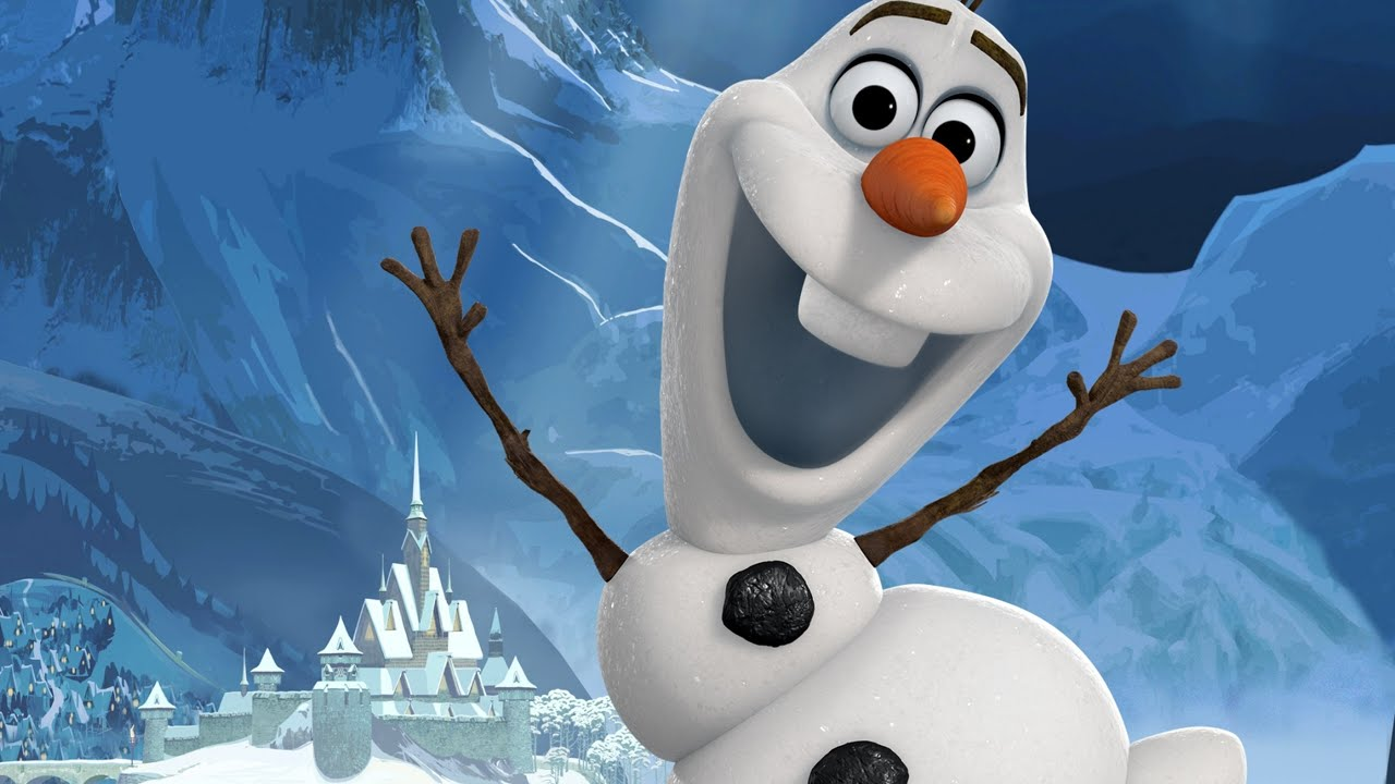 ღ disney frozen olaf coloring book game cute baby games youtube