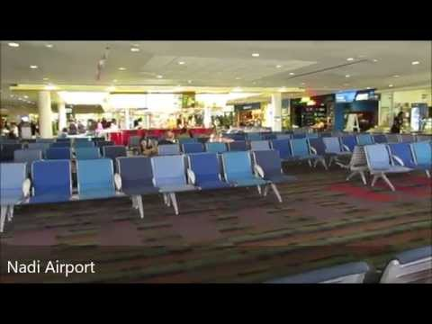 Nadi Airport, Fiji