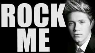 Rock Me - One Direction (Lyric Video)