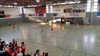 SV Aufbau Deutschbaselitz - SG Weißig e.V. 1:0, Spiel 1