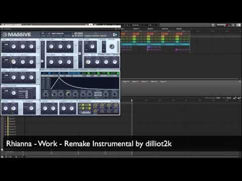 Rihanna - Work - Instrumental