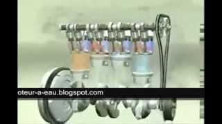 GENERATEUR HHO - Fonctionnement du moteur a eau