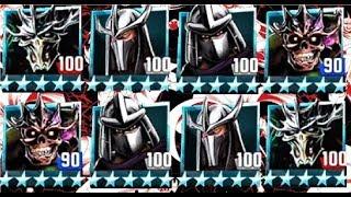 Черепашки ниндзя Легенды #149 СОСТАВЫ ОТ ПОДПИСЧИКОВ Турнир + Испытание TMNT Legends