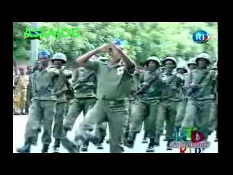 Djibouti: Souvenir les défilés militaires 1985 et 1995