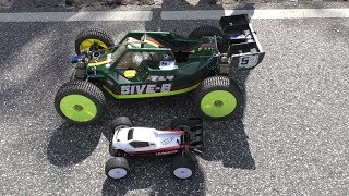 Speedrun: LC-Racing EMB-TGHK 2S-3S/Losi 5ive-B 8S | HD+ | Deutsch