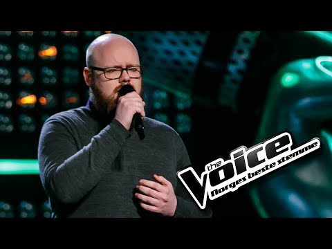 Olaves Fiskum - Running To The Sea | The Voice Norge 2017 | Blind Auditions