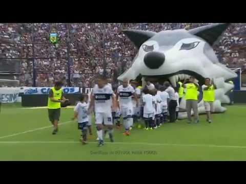 Manga del Club de Gimnasia y Esgrima La Plata online video cutter com