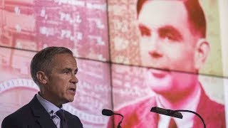 Alan Turing, #WWII code breaker, to appear on UK £50 note