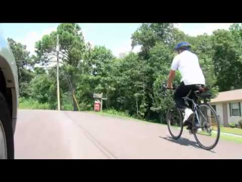 The Price of Freedom: 81-year-old Riding His Bicycle across Southern United States