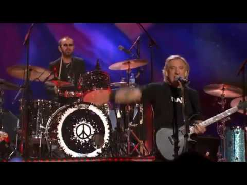 Joe Walsh Ringo Starr at the Ryman  Rocky Mountain Way hd hq