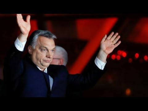 EU Nightmare: Hungary's Viktor Orban Wins in a Landslide!!!