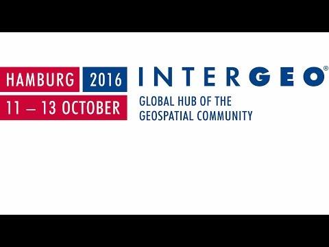 INTERGEO 2016 started off in Hamburg