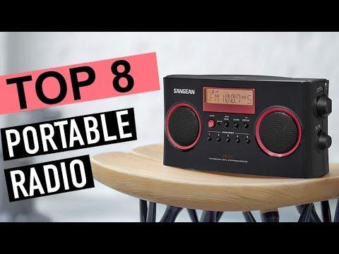 BEST PORTABLE RADIO (2020)