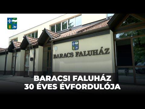 2021.08.13 - A Baracsi Faluház 30 éves évfordulója