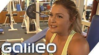 Sophia Thiel: Deutschlands erfolgreichste Fitness-YouTuberin | Galileo | ProSieben