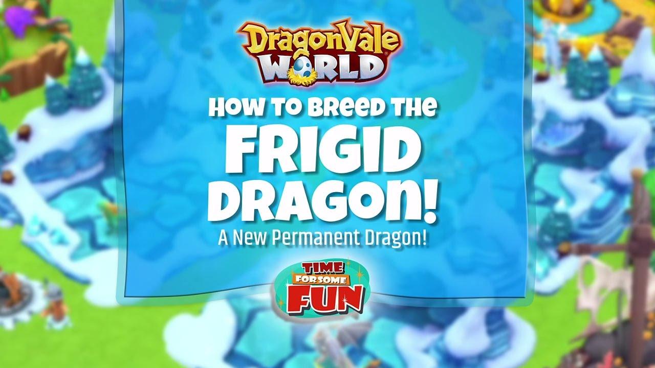 Dragonvale World | How to Breed the Frigid Dragon