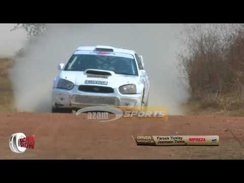 ZAMBIA INTERNATIONAL RALLY DAY 2 2017