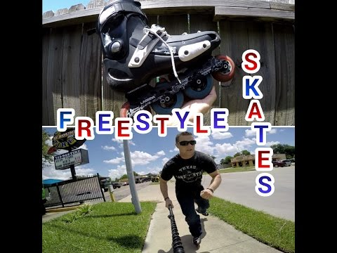#135 FREESTYLE SKATES (VLOG)