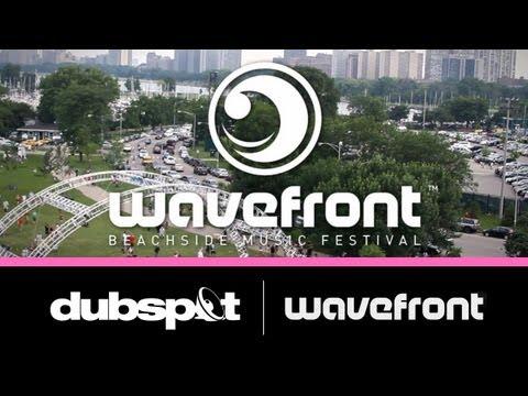 Dubspot @ Wavefront Music Festival, Chicago 2013: Recap w/ Timo Maas, Caspa, Sharam, TJR, and More!