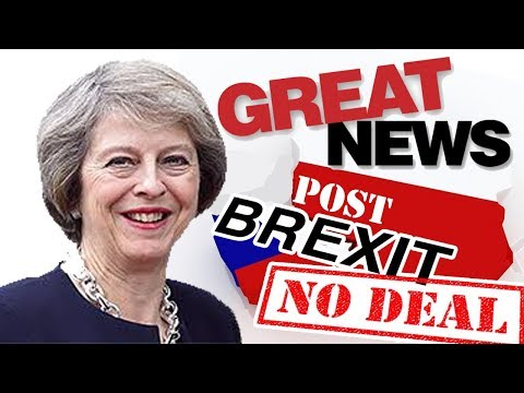 BRITISH CITIZENS TO STAY AFTER NO-DEAL  BREXIT  POLAND CZECH REPUBLIC UK IMMIGRATION BREXIT  2019 HD