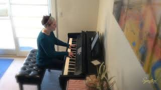 Winter Wonderland/Don't Worry Be Happy (Pentatonix) - Late Intermediate Piano Solo