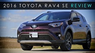 Review | 2016 Toyota RAV4 | The Juggler
