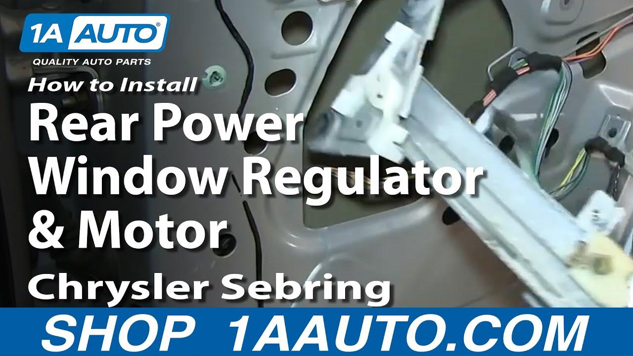 Chrysler Sebring Power Window Wiring Diagram Trusted Diagrams Block And Schematic U2022 2006 Radio
