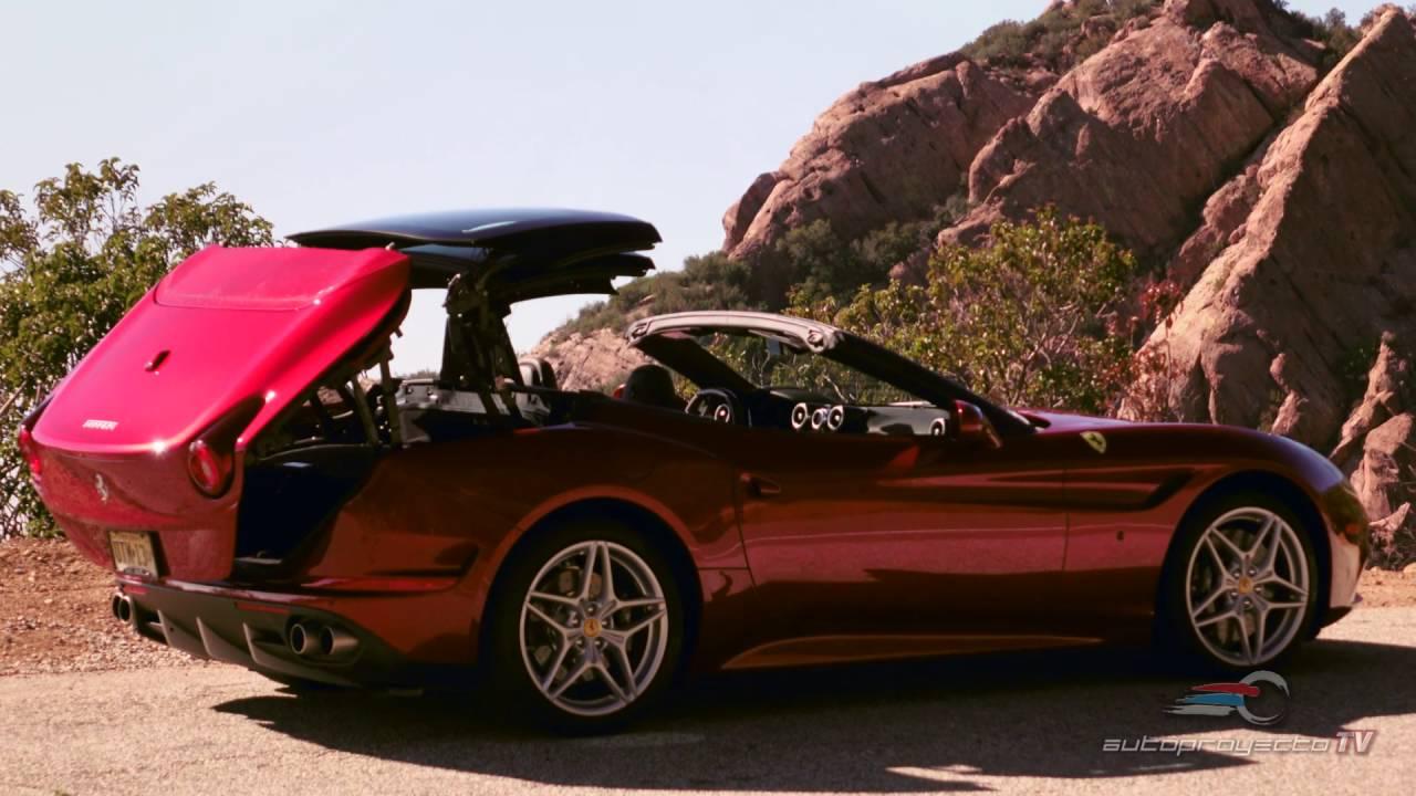 Ferrari California T 2016 - YouTube