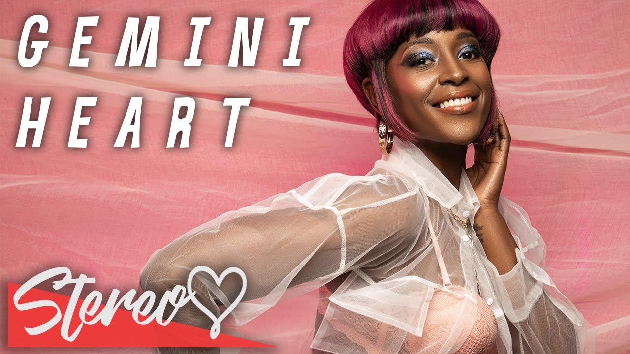 Elle B - Gemini Heart ❤️ (Lyrics)