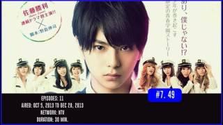 Video Top 10 Japanese Supernatural Dramas download MP3, 3GP, MP4, WEBM, AVI, FLV Oktober 2017