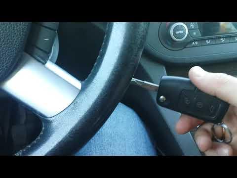 Не работает штатная сигнализация. Не работает ключ штатной сигнализации Ford, ремонт за 10 сек.
