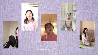 COSMOS - Japanese Chorus -ボイトレクラス合唱曲