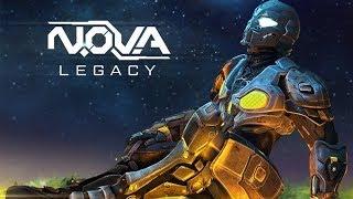 N.O.V.A. — Наследие #1 N.O.V.A.Я N.O.V.A.