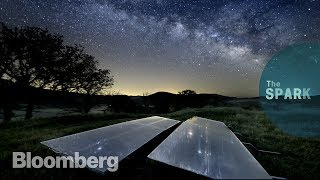 How Outer Space Could Cool Buildings