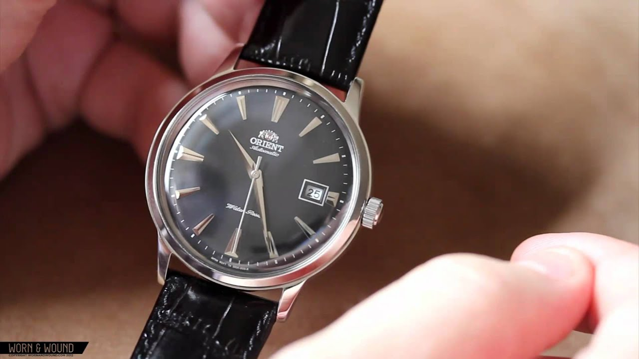 Orient Bambino Review Youtube