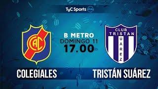 Colegiales vs Tristan Suarez full match