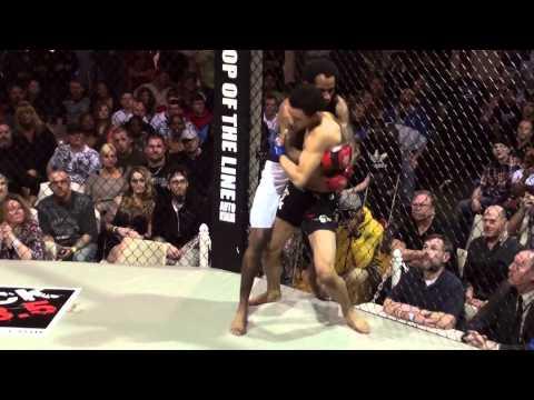 Andrew Ferguson vs. LaMontae Dixon -=- Colosseum Combat XXIV
