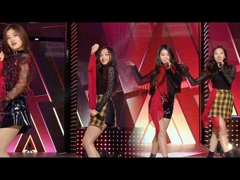 YG Girls Great Teamwork 'Lady Marmalade' 《KPOP STAR 6》 EP24