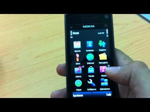 Nokia X6 Review (En Español)
