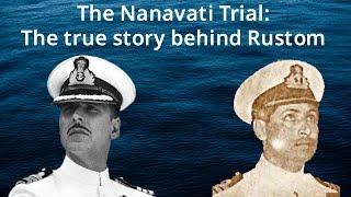 The Nanavati trial - The sensational true story behind Rustom