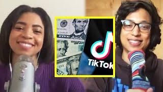 Mia Finney on How She Makes Money on TikTok