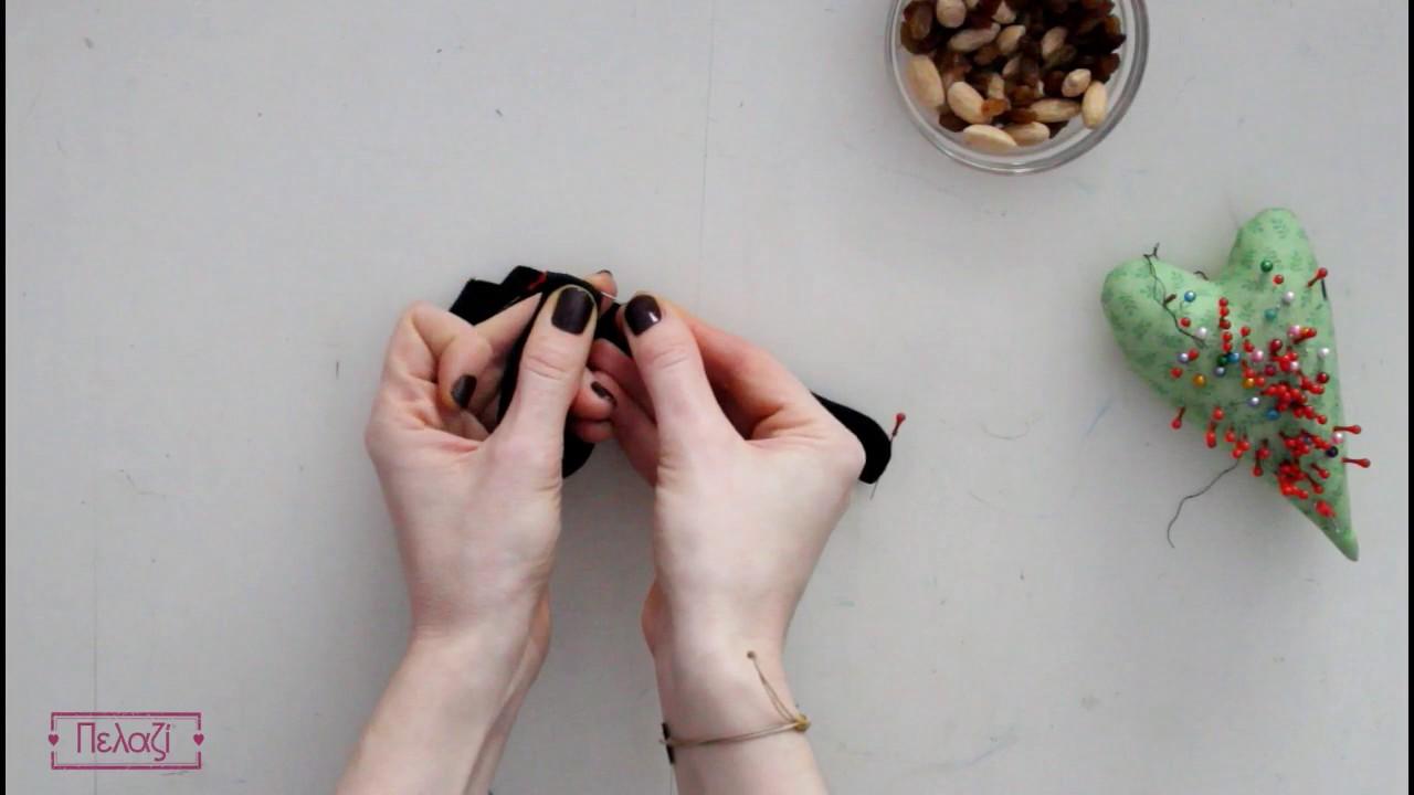 165181298bf Πώς να ράψεις μία απλή φούστα με λάστιχο - YouTube