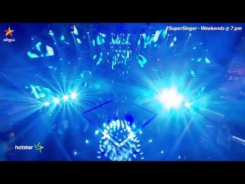 Aaromale - sakthi super singer - must watch