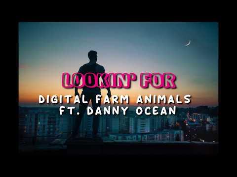 Digital Farm Animals - Lookin' For ft  Danny Ocean || Lyrics🍹